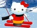 Hello Kitty Track Ski